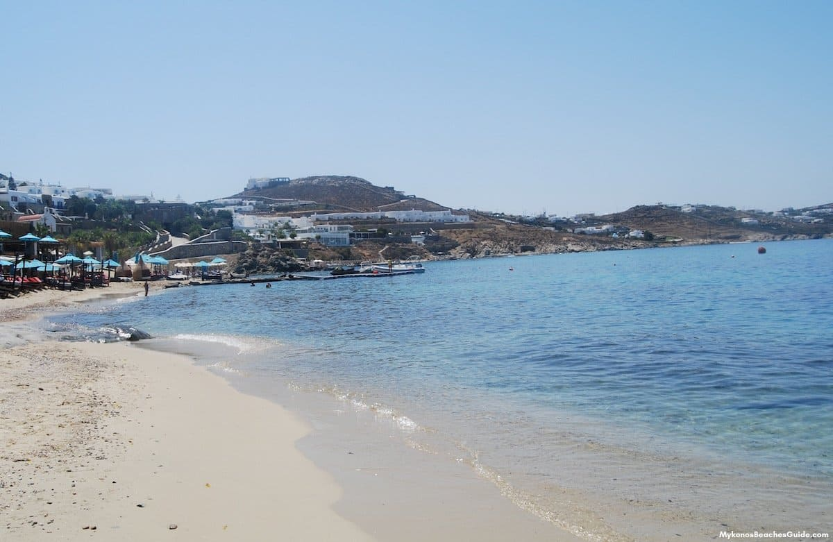 Where in Mykonos Greece was Shirley Valentine filmed?