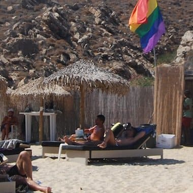 Gay beach, Mykonos