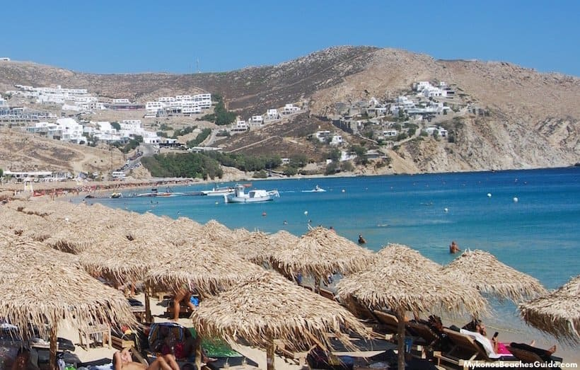 Best Island Beaches For Partying Mykonos St Barts: NUDE BEACHES In Mykonos And In Other Greek Islands