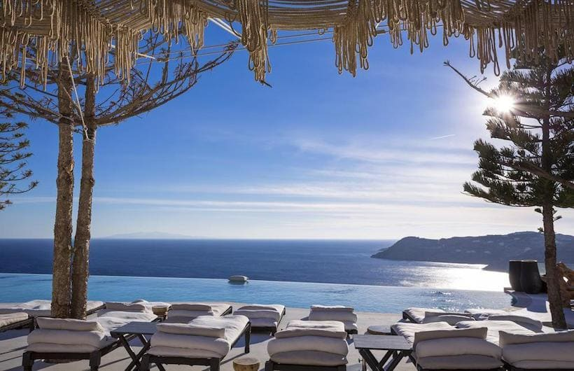 Myconian Utopia Resort, Mykonos
