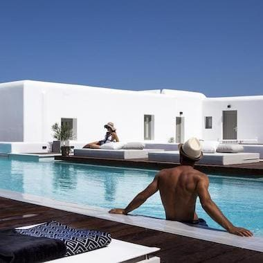 Romantic Hotels in Mykonos