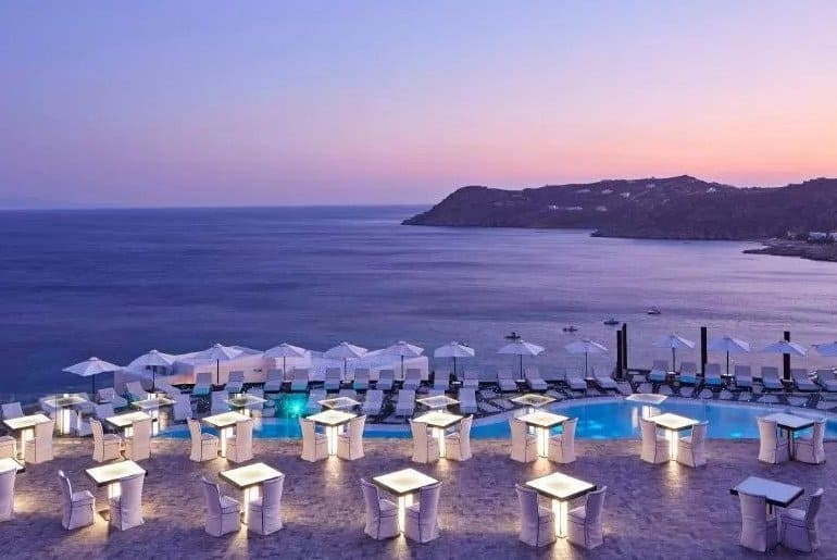 Royal Myconian Resort & Villas, Mykonos