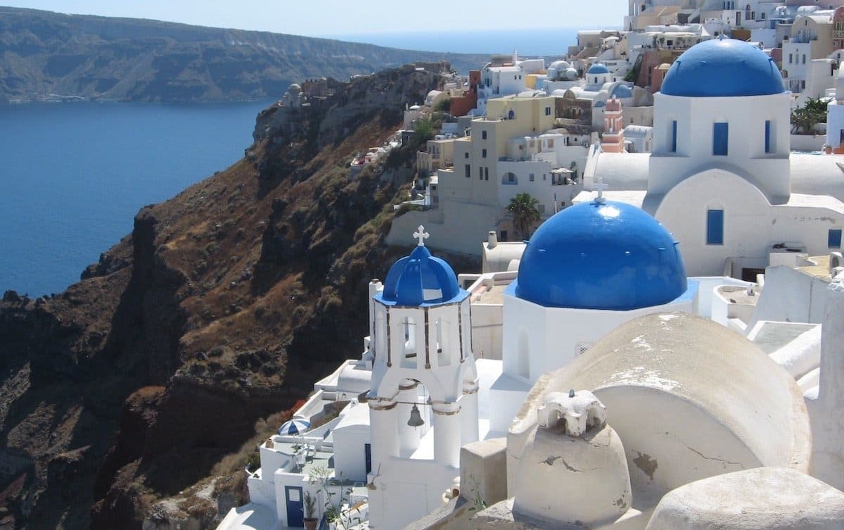 The Best Beaches In Santorini Greece Plus The Island S Top