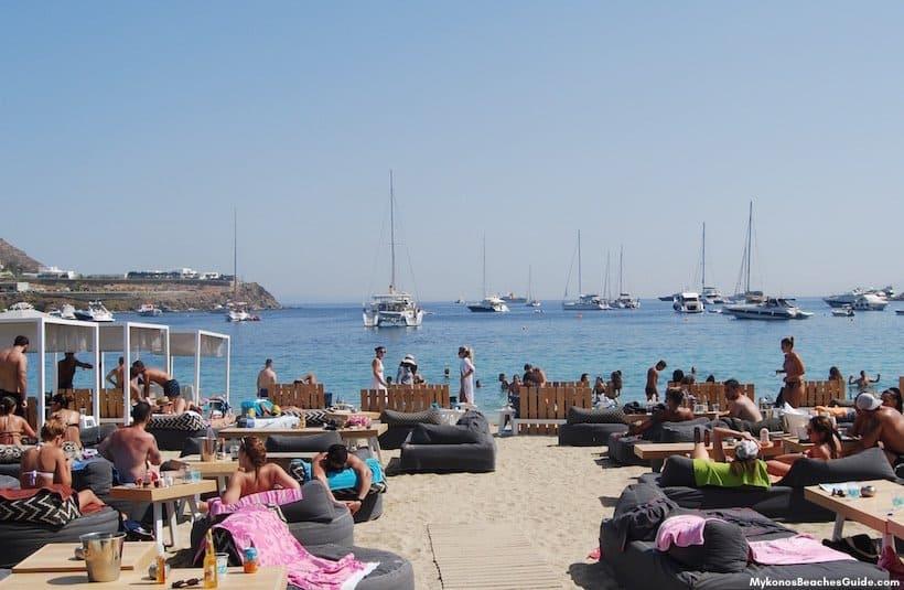 Ornos Beach Mykonos 2020 Guide