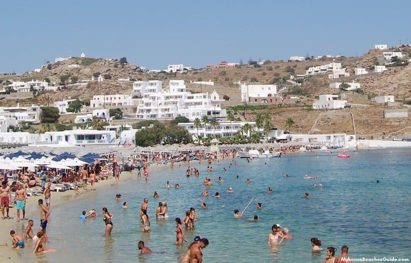 Family Beaches In Mykonos, Greece-4863