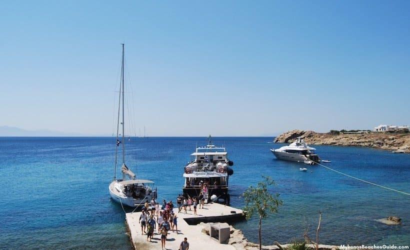 Best Island Beaches For Partying Mykonos St Barts: Top 15 BEST BEACHES In MYKONOS