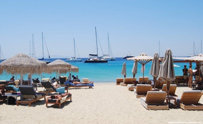 The Best Beaches In Mykonos And